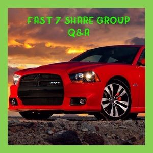🔥🔥FAST 7 SHARE GROUP Q&A🔥🔥